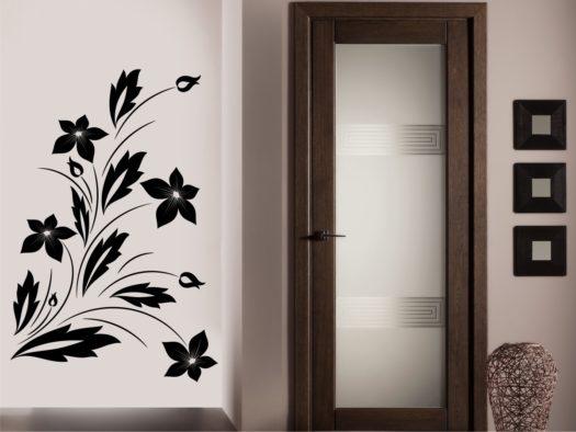 Декорация за стена - стикер за стена